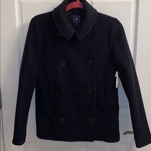 Gap women's Peacoat.  NWT